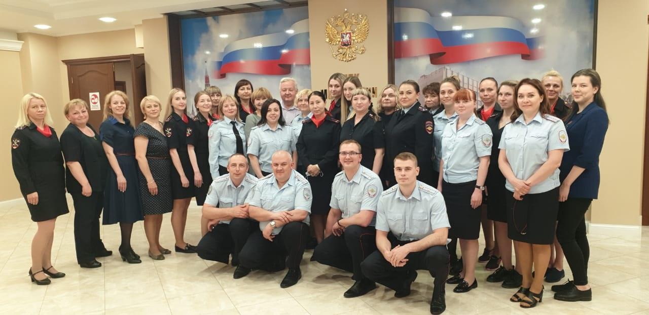 Сошников А.П. (НШДЛ) в ВИПК МВД РФ (Домодедово)