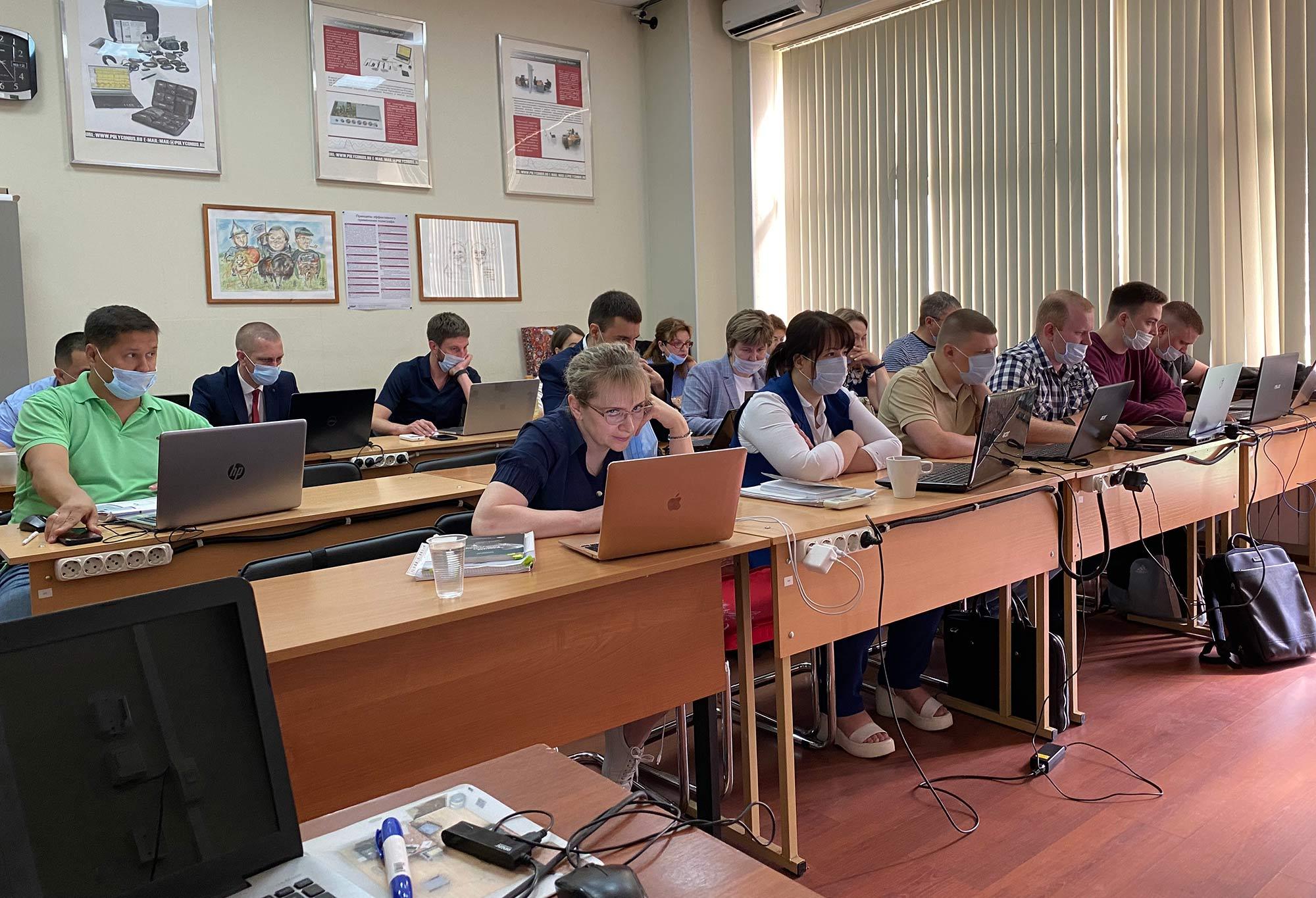 Экзаменационная неделя группы ПСП-2-21